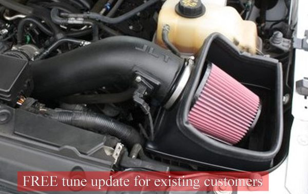 JLT Cold Air Intake Kit - 2011-2014 F150 5.0L