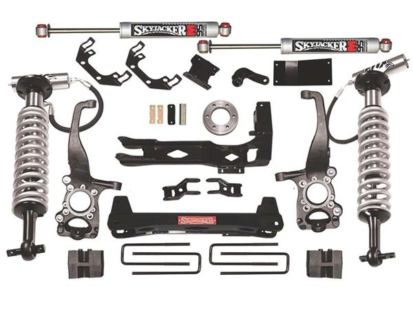 SkyJacker 6 in. LeDuc Series Coil-Over Kit with M95 Shocks -2015-2018 F150 4 Wheel Drive