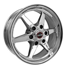 RACE STAR 93 Truck Star Chrome Ford 17×7