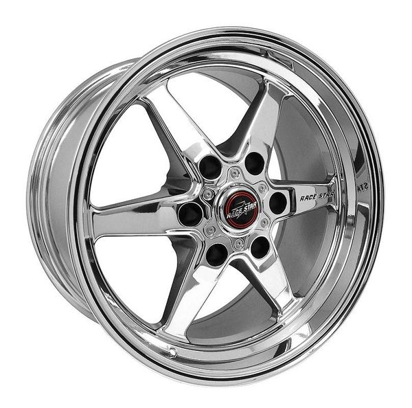 RACE STAR 93 Truck Star Chrome Ford 17×9.5