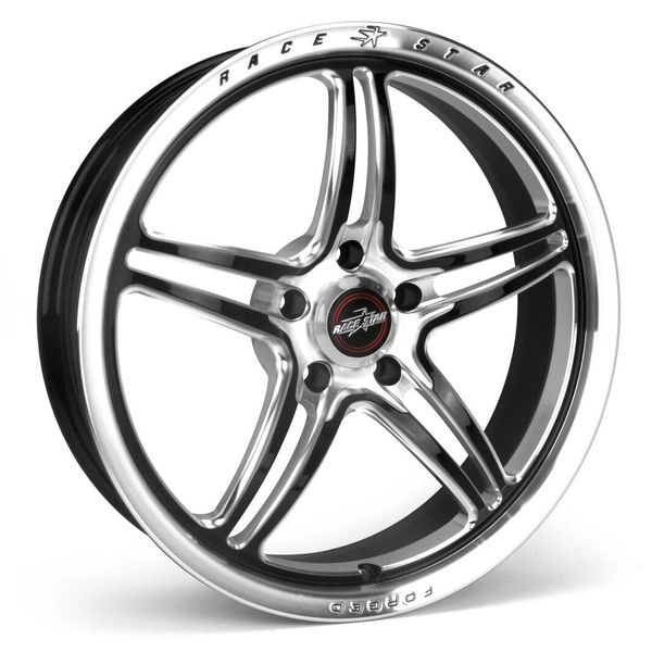 RACE STAR RSF-1 (1 Piece Forged) Ford (-12.7mm Offset) 17×4.5