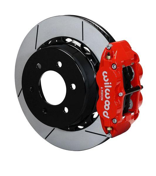 WILWOOD Superlite 6R Big Brake REAR Brake Kit - 2011-2018 F150