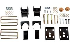 "BELLTECH 4"" Drop Rear Lowering Flip Kit - 2011-2013 F150"