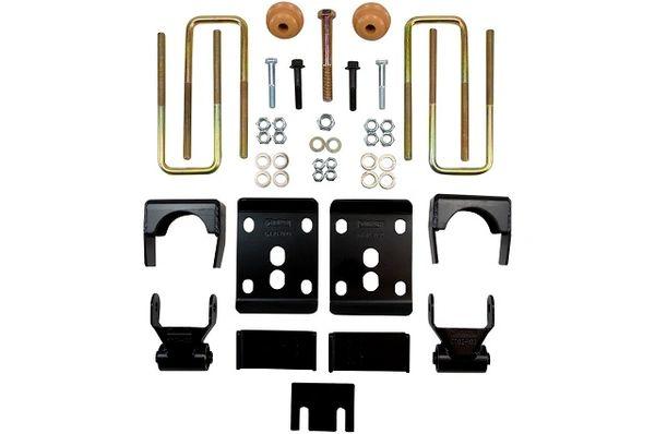 "BELLTECH 5.5"" Drop Rear Lowering Flip Kit - Std Cab Short Bed Only - 2011-2013 F150"