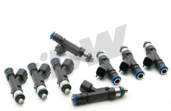 DEATSCHWERKS 60lb (650cc) Fuel Injectors 2011-2020 5.0L