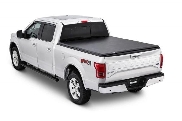"Tonne Tri-Fold Tonneau Cover 2015-19 Ford F150 Standard Short Bed 6'5"""