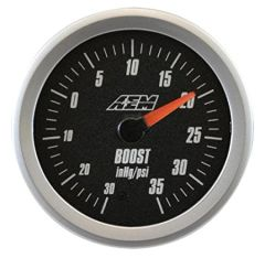 AEM Analog -30inHg to 35psi Boost Gauge