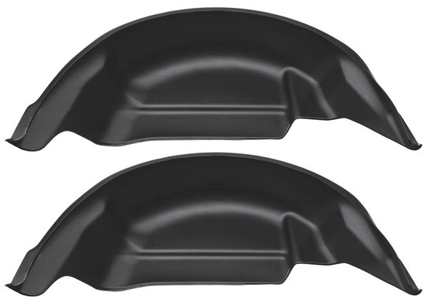 HUSKY LINERS Rear Wheel Well Guards - 2015-2020 F150