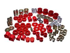 Energy Suspension Red Hyper-Flex Master Bushing Set 2015-16 Ford Mustang GT