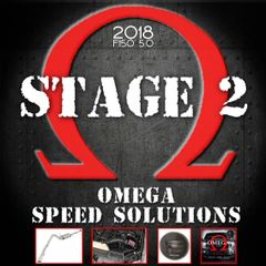 Omega Speed Solutions STAGE 2 - 2018-19 F150 5.0L