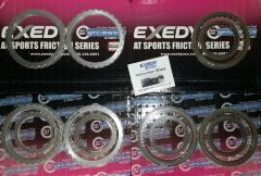 EXEDY Performance 6R80 Clutch Kit - 2011-2017 Mustang/F150