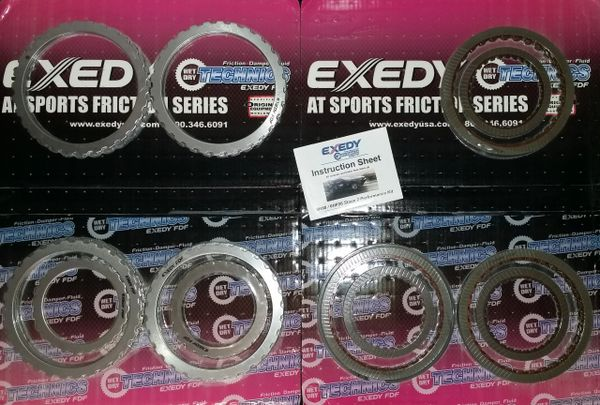 EXEDY Performance 6R80 Clutch Kit - 2011-2017 F150
