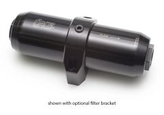 FORE INNOVATIONS 128mm Inline Fuel Filter