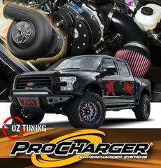Oz Tuning Spec - ProCharger Stage 2 Kit - 15-17 F150 5.0
