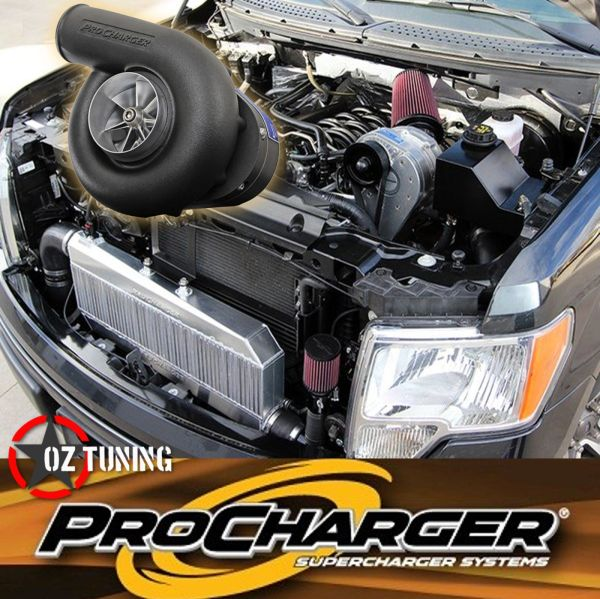 Oz Tuning Spec - ProCharger Stage 2 Kit - 11-14 F150 5.0