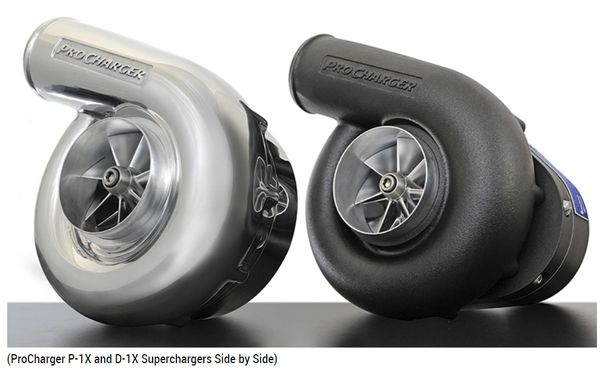 Oz Tuning Spec - ProCharger Stage 2 Kit - 11-14 F150 5 0