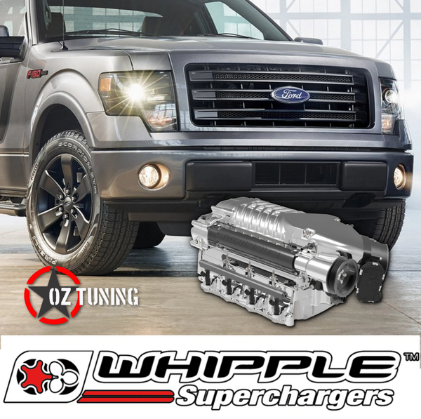Whipple 2.9L Supercharger - 2011-2014 F150 5.0L