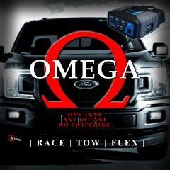 2018-2019 F150 5.0 - Omega Tune & MPVI2 - Basic Mods