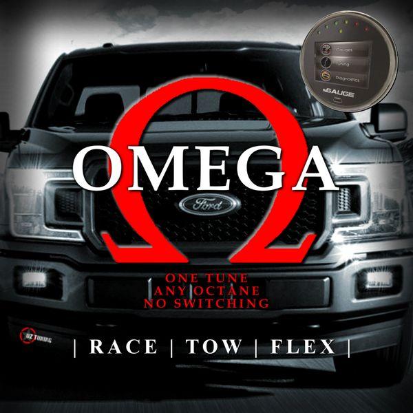 2018-2020 F150 5.0 - Omega Tune & nGauge - Basic Mods