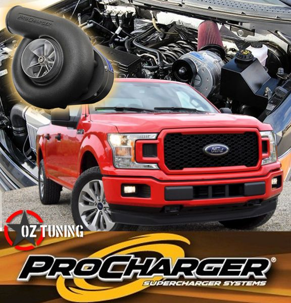 Oz Tuning Spec - ProCharger Stage 2 Kit - 2018 F150 5.0