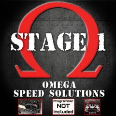 Omega Speed Solutions STAGE 1 - w/o Device - 2015-2017 F150 5.0L