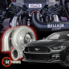 HELLION Twin Turbo System - 2015-2017 Mustang GT
