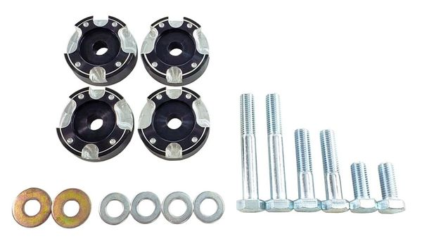 UPR Billet IRS Differential Bushing Insert Kit - 2015-2018 Mustang S550