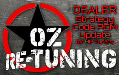 Oz Tuning - Re-Tune (Dealer PCM Update)