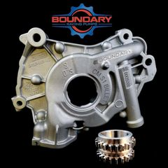 BOUNDARY Billet Gears Set - 2011-2019 F150/Mustang GT 5.0