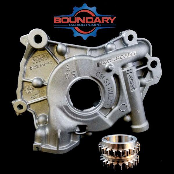 BOUNDARY Billet Gears Set - 2011-2020 F150/Mustang GT 5.0