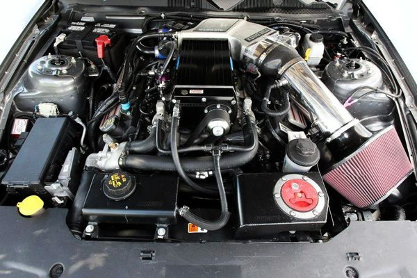 Ford Forced Induction Calibration - SCT or HPT