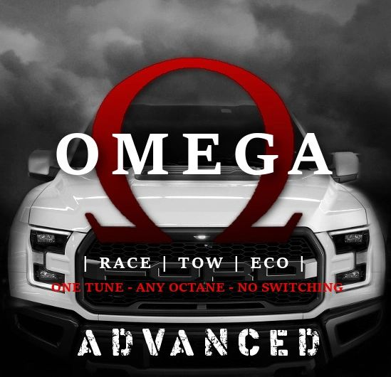 15-17 F150 5.0 - Omega Tune - Advanced Mods