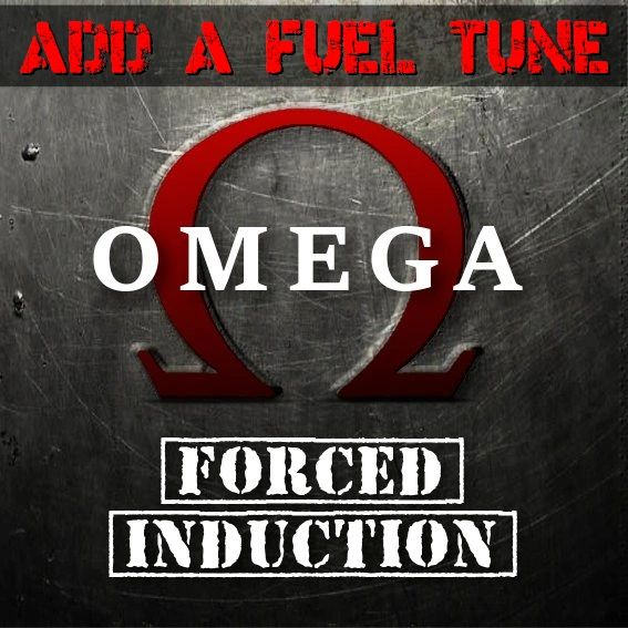 Oz Tuning - Forced Induction - Additional Fuel Add-On