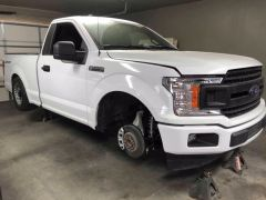 VAS Specialties FAB Coil-Over Conversion Ford F-150 2011-2019
