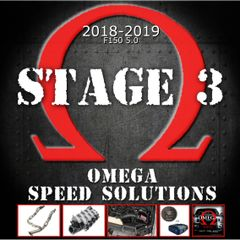 Omega Speed Solutions STAGE 3 - 2018-19 F150 5.0L