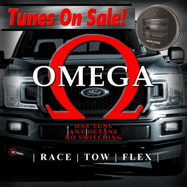 2018-2019 F150 5 0 - Omega Tune & nGauge - Basic Mods