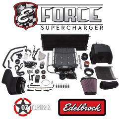 Oz Tuning Spec - Edelbrock E-Force Supercharger - 2018-2019 F150 5.0