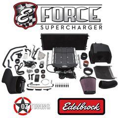 Oz Tuning Spec - Edelbrock E-Force Supercharger - 2018-2019 F150 5.0