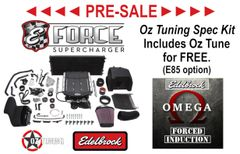 (PRE-SALE) Oz Tuning Spec - Edelbrock E-Force Supercharger - 2015-2017 F150 5.0