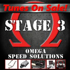 Omega Speed Solutions STAGE 3 - 2015-2017 F150 5.0L