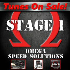 Omega Speed Solutions STAGE 1 - 2015-2017 F150 5.0L