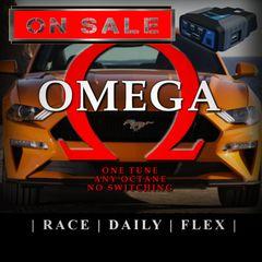 2018-2019 Mustang GT 5.0 - Omega Tune & MPVI2 - Basic Mods