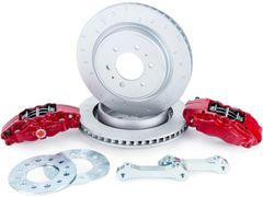 ALCON Rear Big Brake Kit - 2011-2018 Ford Raptor and 2012-18 F-150