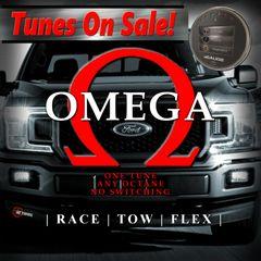 2018-2019 F150 5.0 - Omega Tune & nGauge - Basic Mods