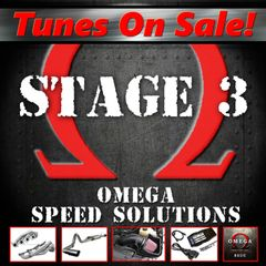 Omega Speed Solutions STAGE 3 - 2011-2014 F150 5.0L
