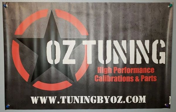 OZ Banner