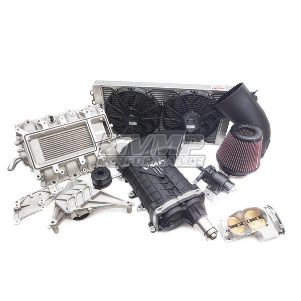 VMP PERFORMANCE Gen3R 2.65L TVS Supercharger Kit Complete Ford Mustang GT 2015-2017