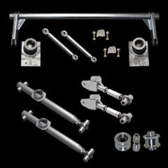 UPR PRO SERIES™ Chrome Moly Rear Suspension Kit - 79-04 Mustang