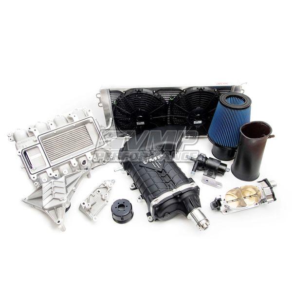 VMP PERFORMANCE Supercharger Kit - Gen3R 2.65 L TVS - Complete - 2011-14 Ford F150 5.0L