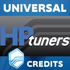 HP Tuners Universal Credits